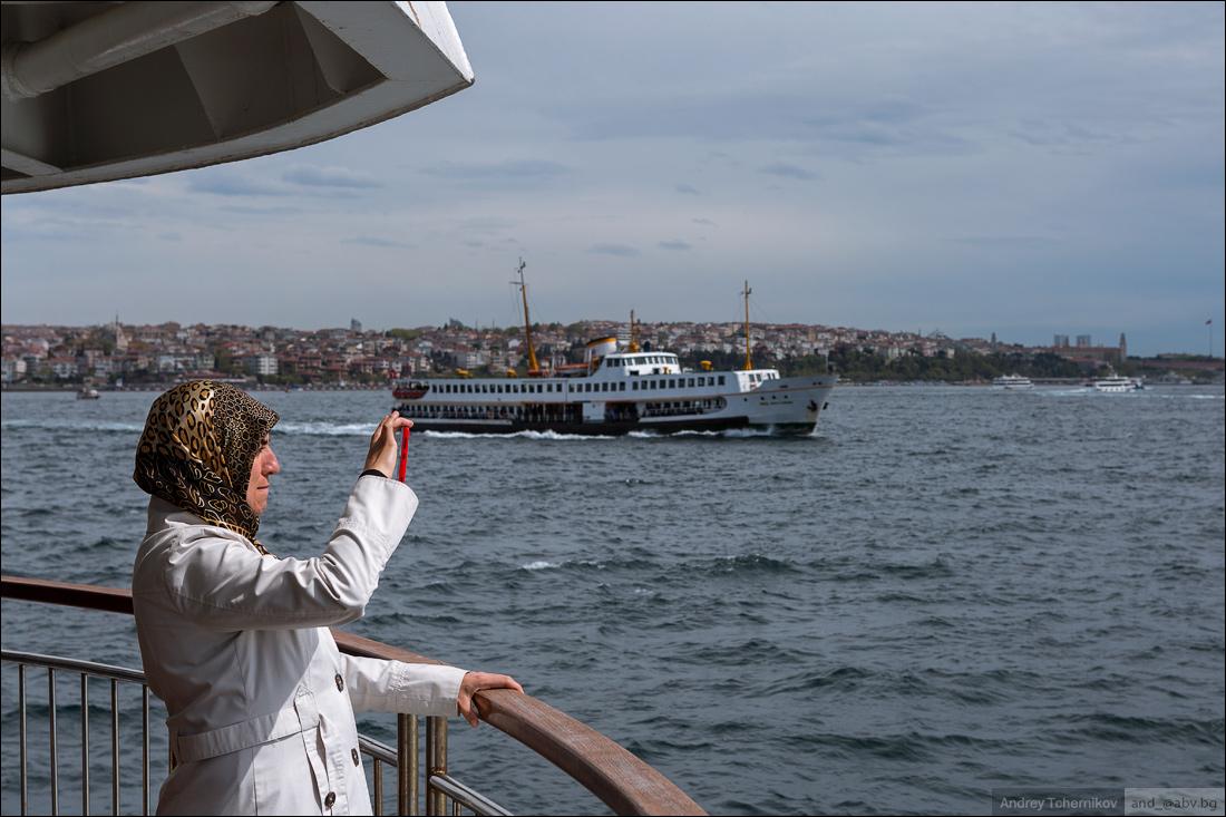 Турция. Стамбул. Прогулочное.